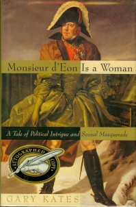 Monsieur d'Eon is a Woman