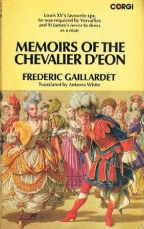 Memoirs of the Chevalier d'Eon