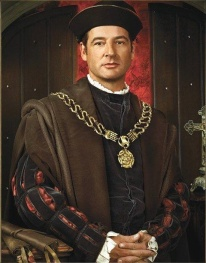 Jeremy Northam as More in The Tudors