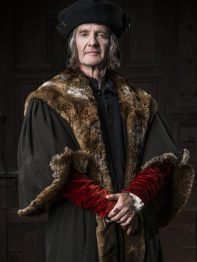 Anton Lesser as More in Wolf Hall