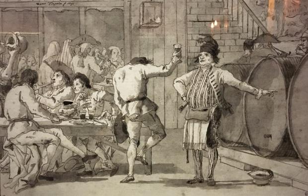 Tiepolo: La Malvasia