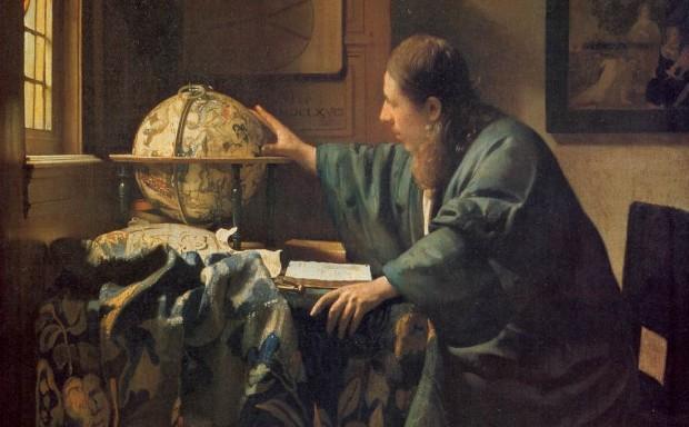 Vermeer: Astronomer