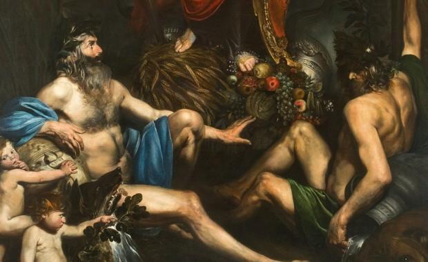 Valentin: Allegory of Italy