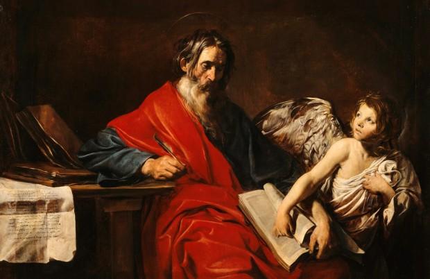 Valentin: St Matthew
