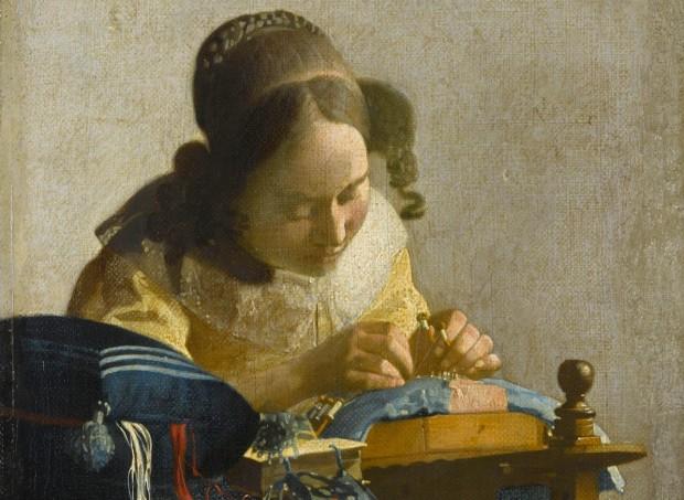 Vermeer: Lacemaker