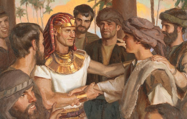 Malm: Joseph and his Brothers