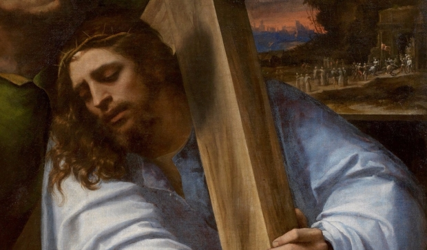 Sebastiano: Christ Carrying the Cross