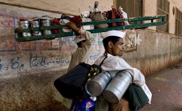 Tiffin-Wallahs in Mumbai