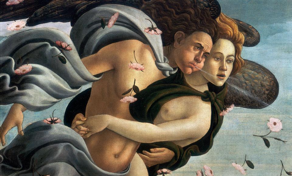 Botticelli: The Birth of Venus