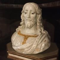 Giovanni della Robbia, The head of Christ, Casa Museo di Ivan Bruschi, Arezzo