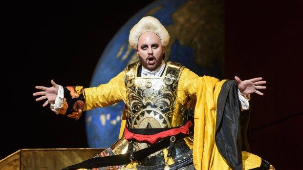 Mozart: Mitridate