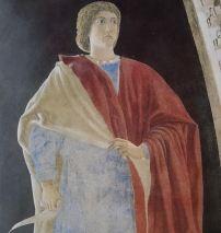 Piero della Francesca, The Prophet Jeremiah, Bacci Chapel, San Francesco, Arezzo