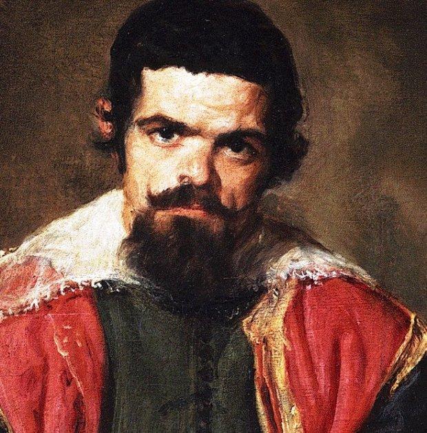 Velázquez: Sebastián Morra