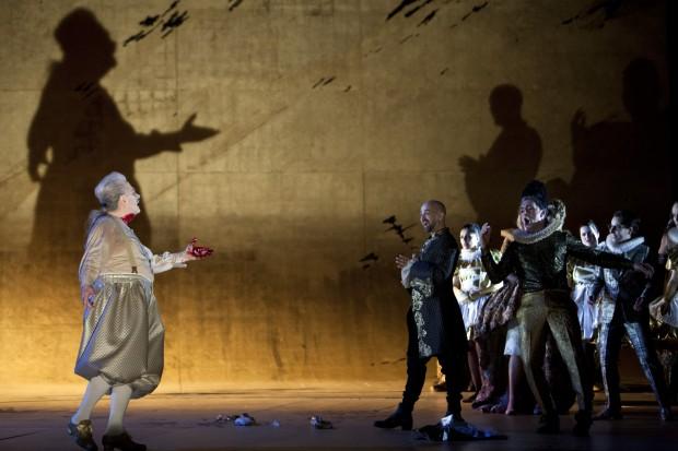 Monteverdi: L'Incoronazione di Poppea (Berlin)