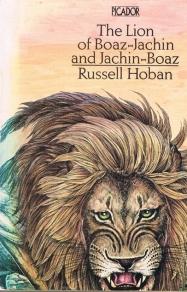 Lion of Boaz-Jachin