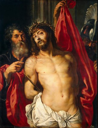 Peter Paul Rubens, The Crown of Thorns (Ecce Homo), c.1612, Hermitage, St Petersburg