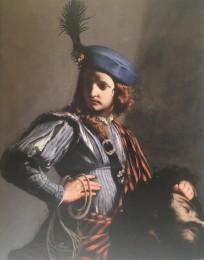 Guido Cagnacci, David with the Head of Goliath, c.1655, Private collection