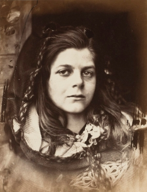 Julia Margaret Cameron, Agnes Grace Weld, 1864, Gernsheim Collection, Harry Ransom Center, University of Texas, Austin