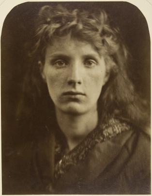 Julia Margaret Cameron, Mountain Nymph, Sweet Liberty (Mrs Keene), June 1866