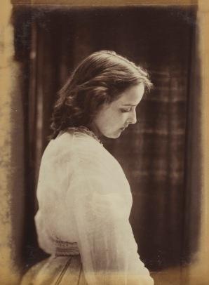 Oscar Rejlander, Unidentified Young Woman, c.1863-66