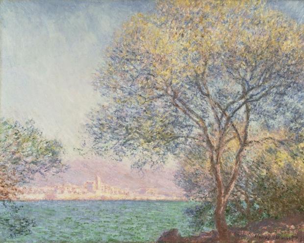 Monet: Antibes