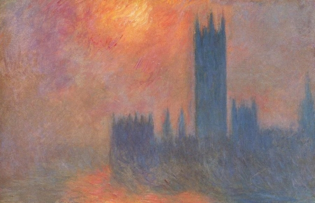 Monet: Houses of Parliament
