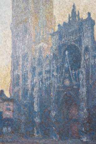 Claude Monet, Rouen Cathedral, Beyeler Collection