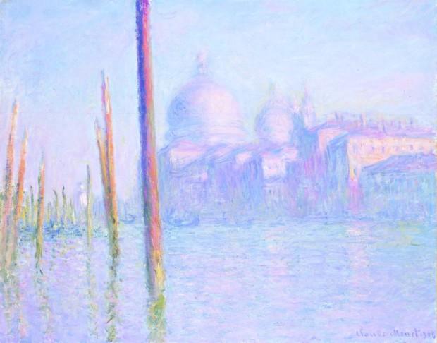 Monet: Grand Canal