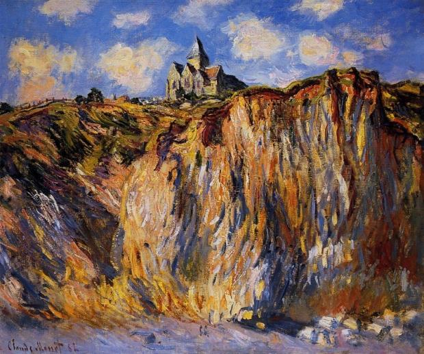 Monet: Varengeville