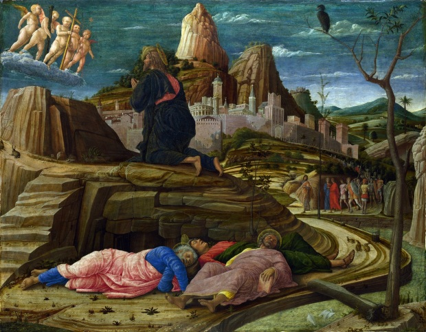 Mantegna: Agony in the Garden