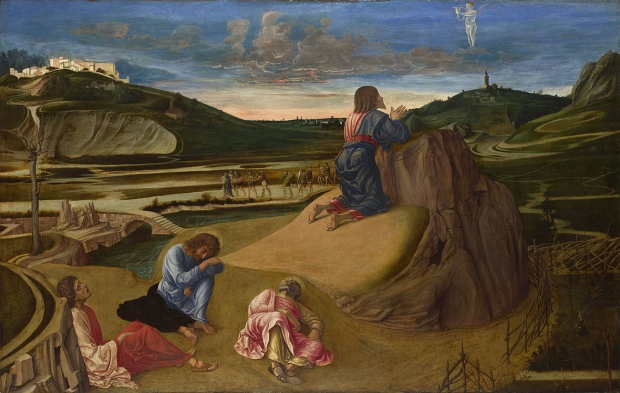 Bellini: Agony in the Garden