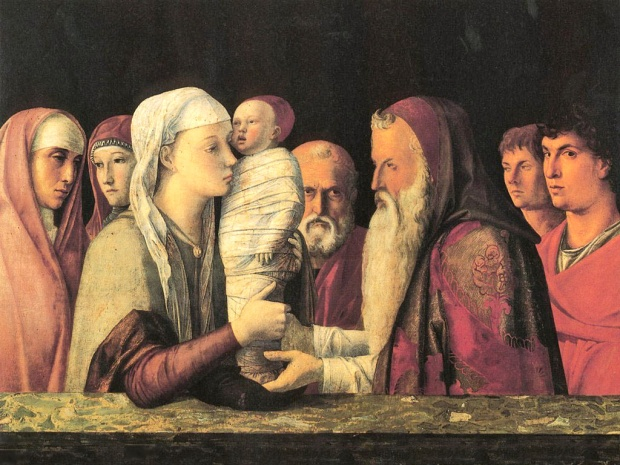 Bellini: Presentation in the Temple