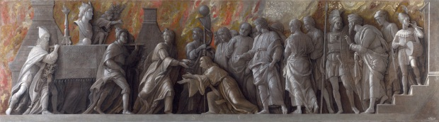Mantegna: Introduction of the Cult of Cybele