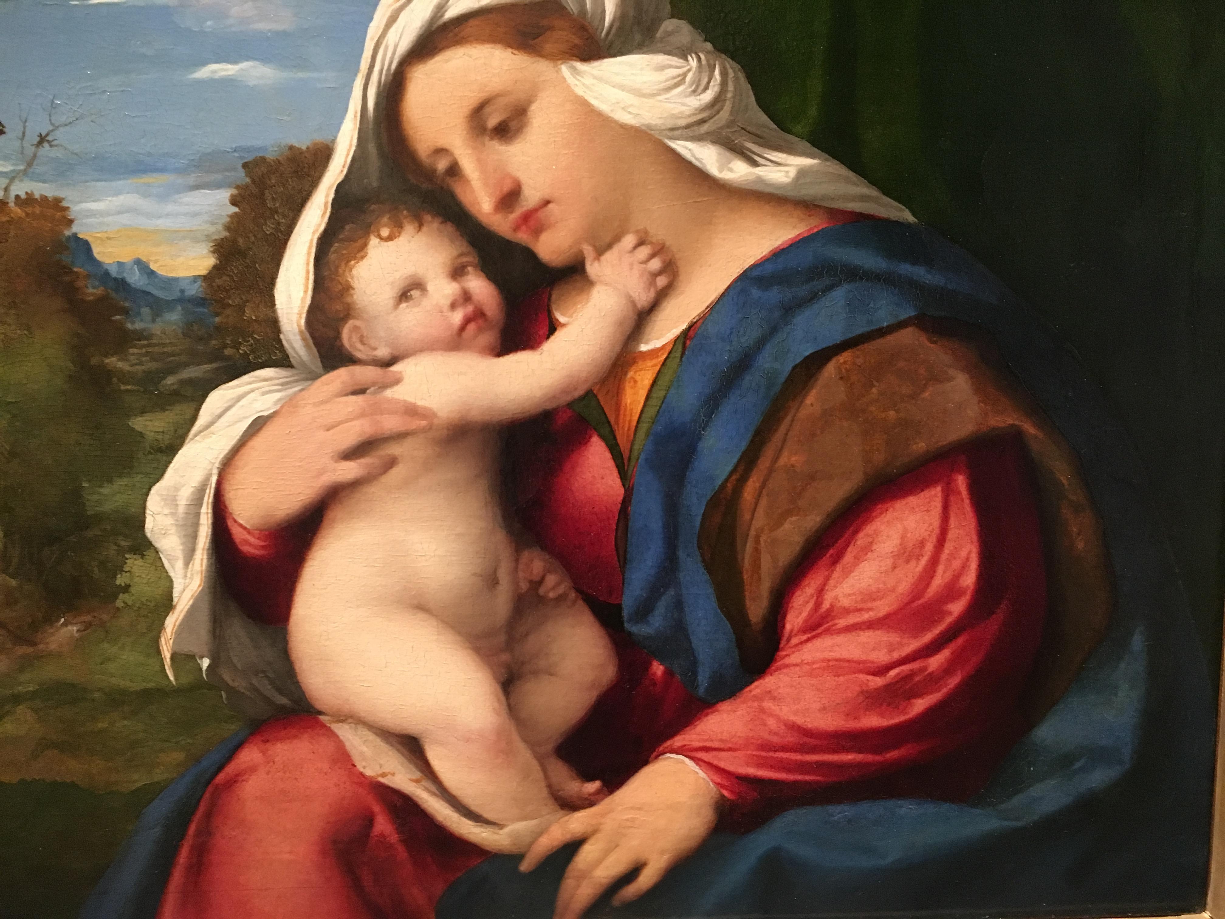Palma: Madonna and Child