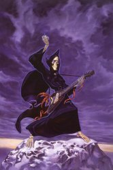 Paul Kidby, Death and the Music