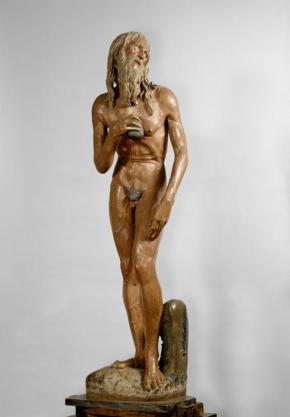 Donatello, St Jerome, Pinacoteca Comunale, Faeza