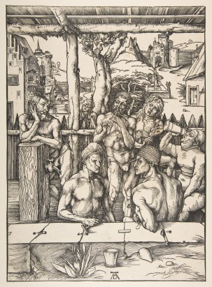 Albrecht Durer, The Bath House