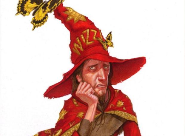 Rincewind Butterfly
