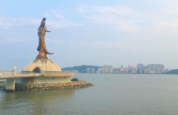 Kun Iam Statue, Macau