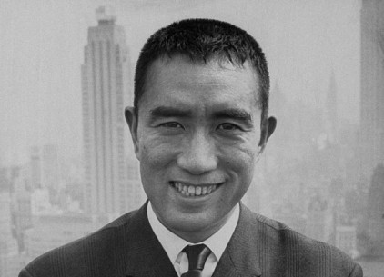 Japanese writer Yukio Mishima. (Photo by Carlo Bavagnoli/The LIFE Images Collection via Getty Images/Getty Images)