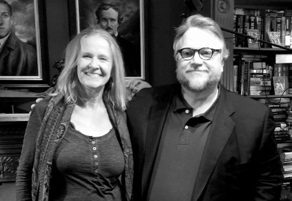 Cornelia Funke & Guillermo del Toro