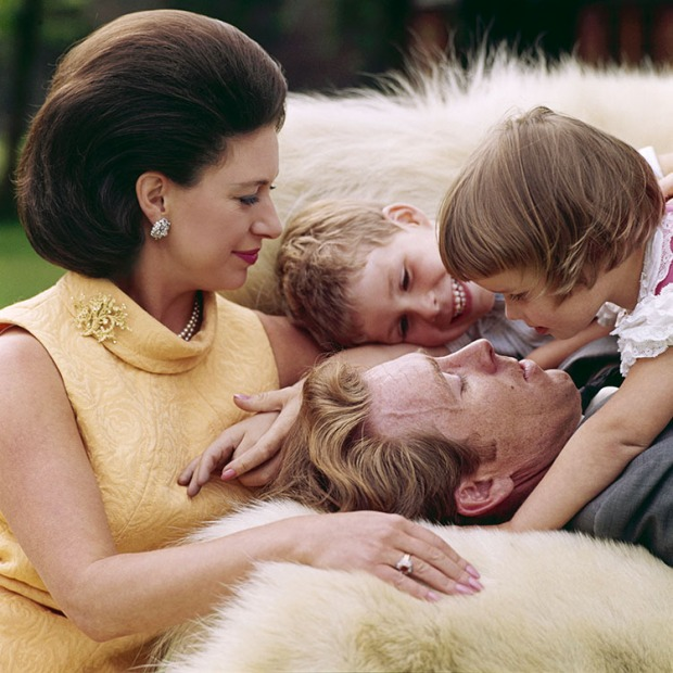 Princess Margaret and her Family