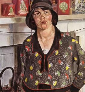Stanley Spencer, Country Girl (Elsie), 1929