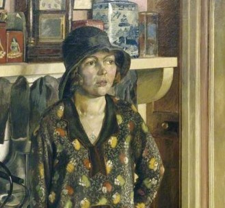 Hilda Carline, Elsie, Brighton and Hove Museums and Art Galleries