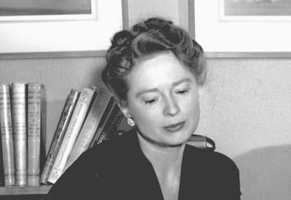 Mary Jane Ward